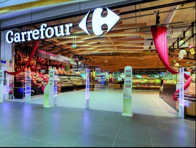 carrefour magasin
